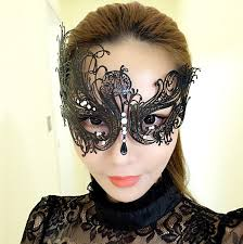 creative party mask woman y costume