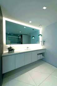 bathroom mirrors for large round mirror