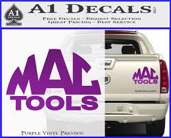 Mac Tools Vinyl Decal Sticker Arc A1 Decals