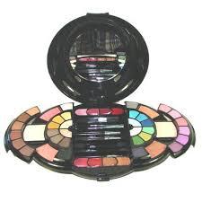 makeup kit with runway colors