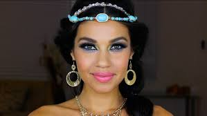 disney princess makeup tutorial jasmine