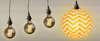 multi socket pendant lamp cords