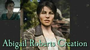 Red Dead Online | Abigail Roberts Character Creation - YouTube