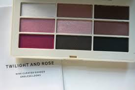h m eye colour palette review