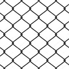 Chain Link Fence Vector Stock Vector C Arenacreative 9295215