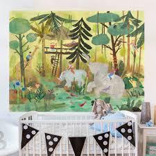 Oopsy Daisy Safari Swing By Maria Carluccio Wall Decal Wayfair