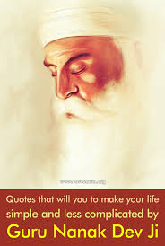 quotes of guru nanak dev ji