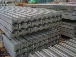 Concrete Fencing Concrete Posts For Sale Abwood Ie