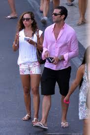 Satcha Pretto, Despierta America Univision Host, Honeymoon Pictures WIth Aaron  Butler [PHOTOS]
