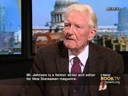Book TV in London: Paul Johnson - YouTube