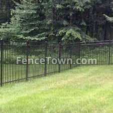 60 Inch Tall Aluminum Fence Panels Aluminum 5 Foot Tall Fence