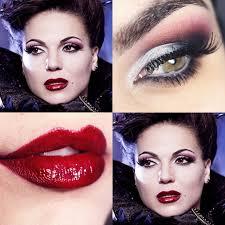 tutorial maquiagem da evil queen