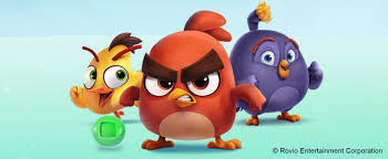 2,000 Reasons Why We Are Into Angry Birds: Dream Blast