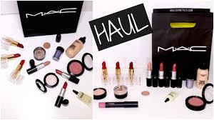 mac makeup haul saubhaya makeup