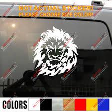 Lion Of Judah Head Decal Sticker Rasta Rastafari Flag Car Vinyl Jamaica B Car Stickers Aliexpress