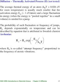 Chapter Outline. Diffusion - how do atoms move through solids? - PDF Free  Download