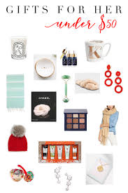gifts under 50 she is sure to love