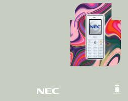 Nec n343i : Operation Manual