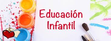Resultado de imaxes para: EDUCACION INFANTIL