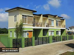 Adelle House Model With Fence In Lancaster New City Cavite