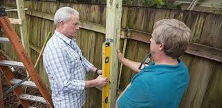 How To Set Fence Posts In Your Yard Today S Homeowner