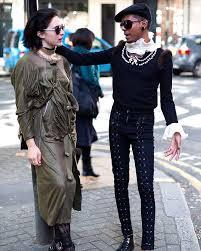 Ava J. Holmes - Fashion week street style 🖤🖤🖤 Here we go... | Facebook