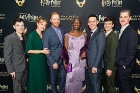 Harry Potter and the Cursed Child has its opening weekend in its ...