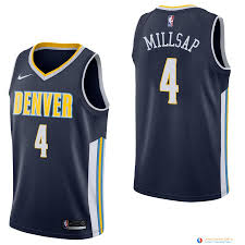 Fare Compere Maglia Denver Nuggets Kenneth Faried Saldi 35 Nike Marino City  Basket NBA 610xzt7z8Z, Canotte Nba Champion Vendita, Canotte Nba Offerta