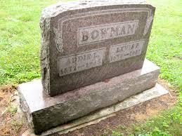 Addie L Stahl Bowman (1877-1965) - Find A Grave Memorial