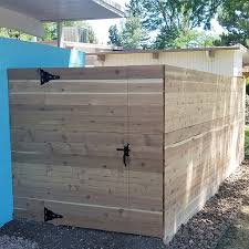 Wood Privacy Fence First Rate Construction Llc Colorado