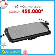 Bếp nướng điện Delites BN03 2000W Facebook