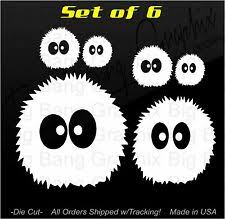 Soot Sprite Decal Ebay