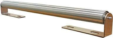 Amazon Com Coyote Roller Kit 36 Roller With Brackets Galvanized Steel Home Improvement