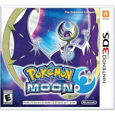 Băng game Pokémon Moon ( US )