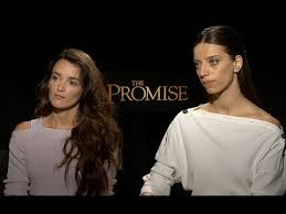 The Promise Official Trailer & Charlotte Le Bon and Angela ...