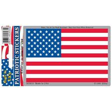 Shop Us Flag Patriotic Car Decal Overstock 16999511