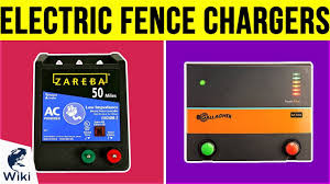 Top 10 Electric Fence Chargers Of 2019 Video Review