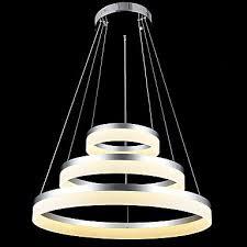 round led chandelier lights lighting