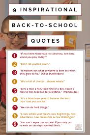 back to school positive quotes com