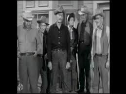 JOHNNY GINGER in RIFLEMAN EPISODE - YouTube