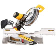 Dewalt 15 Amp Corded 12 Inch Double Bevel Sliding Compound Miter Saw The Home Depot Canada