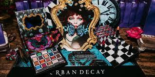 alice palette by urban deacy