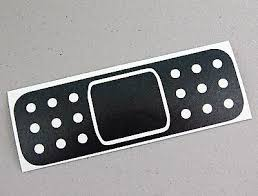 Band Aid Vinyl Decal Sticker Truck Car Window Laptop Bandage Set 2 2x6 5 Jdm Ill