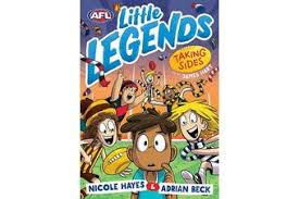 Taking Sides - AFL Little Legends #2 by Adrian Beck | 9781760505431 | 2020  - Kogan.com