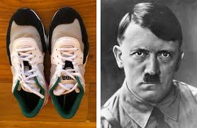 Puma's new trainers ridiculed for looking just like Adolf Hitler