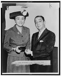 Amazon.com: Infinite Photographs Photo: Ralph E. Schneider U.S. Treasurer Ivy  Baker Priest 1957: Photographs