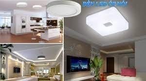 Đèn LED ốp trần (LED ốp nổi) tròn| Đừng mua đèn LED ốp trần tròn khi chưa  xem video này - YouTube
