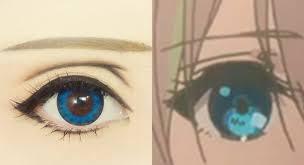 anime eyes makeup cat eye makeup
