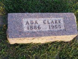 Ada Clark (1886-1955) - Find A Grave Memorial