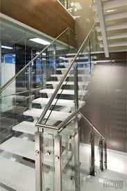 glass railings and stainless steel railings